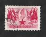 Stamps Hungary -  1155 - Commemoración del 1º de Mayo