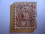 Stamps : America : Guatemala :  Escudo de Armas - Serie Escudo de Armas 1871-1968.