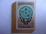 Stamps : America : Canada :  Recursos para las Riquezas del Mañana Renovables.