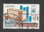 Stamps Spain -  Congreso de Instituto Internacional de estadítica