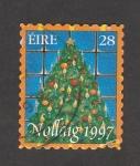 Stamps Ireland -  Navidad 1997