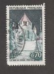 Sellos de Europa - Francia -  La torre de César