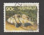 Stamps Australia -  Pez Góbido