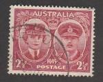 Sellos de Oceania - Australia -  Miembros del ejército