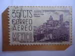 Stamps : America : Mexico :  Guerrero - Arquitectura Colonial.