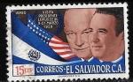 Sellos del Mundo : America : El_Salvador : El Salvador-cambio