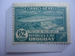 Sellos del Mundo : America : Uruguay : Presa de Río Negro - Represa de Energía en el Río Negro.