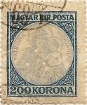 Stamps Europe - Hungary -  PATRONA HUNGARIAE