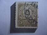 Stamps : America : Paraguay :  Escudo de Armas - U.P.U.