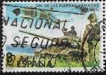 Sellos de Europa - España -  Día de las Fuerzas Armadas
