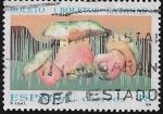 Stamps Spain -  Boleto (Boletus satanus