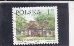 Stamps Poland -  CASA DE CAMPO