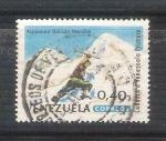 Sellos de America - Venezuela -  alpinismo