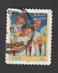 Stamps Ireland -  Coro infantil