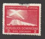 Sellos de America - Rep Dominicana -  Faro de Colón