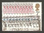 Sellos de Europa - Reino Unido -  844 - Once bailarinas y doce bailarines