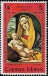 Sellos de Europa - Reino Unido -  Navidad 1969