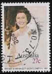 Sellos del Mundo : Oceania : Australia : Cumpleaños de la Reina Elizabeth II