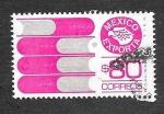 Sellos de America - México -  1133A - México Exporta