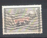 Sellos del Mundo : America : Cuba : RESERVADO actividades clandestinas