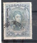 Sellos de America - Argentina -  José de San Martín