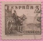 Stamps of the world : Spain :  El Cid