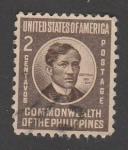 Sellos de Asia - Filipinas -  José Rizal
