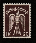 Stamps Germany -  Aguila
