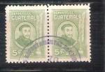 Sellos de America - Guatemala -  fraile