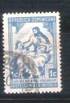 Sellos de America - Rep Dominicana -  RESERVADO protección de la infancia