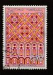 Stamps Morocco -  Marroquinería