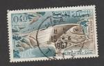 Stamps Morocco -  Presa de D'Ait