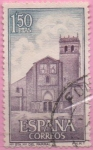 Stamps Spain -  Monasterio d´Santa Maria dl Parral