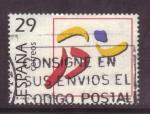 Stamps Spain -  Centenario del C.O.I.