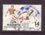 Sellos de Europa - España -  españa  82