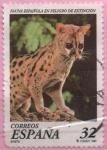 Stamps Spain -  Fauna en peligro d´Extincion
