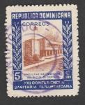 Stamps Dominican Republic -  XIII Conferencia Panamericana de Medicina