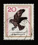 Sellos de Europa - Alemania -  Aguila ratonera