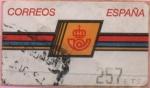 sellos de Europa - España -  Logotipo d´Correos