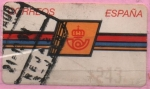 Stamps of the world : Spain :  Logotipo d´Correos