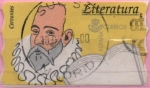 Stamps of the world : Spain :  Cervantes