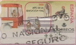 Stamps of the world : Spain :  Educacion Vial