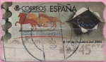 Stamps of the world : Spain :  Mundial España 2000