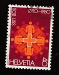 Stamps Switzerland -  Bancos SGB UBS