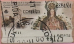 Stamps of the world : Spain :  Virgen d´l´Dolores