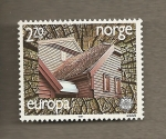 Stamps Europe - Norway -  Arquitectura Moderna, Europa