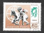 Stamps Hungary -  1999 - Campeonatos de Pentatión de Hungría