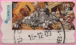 "Stamps : Europe : Spain :  Pinturas "" Tengo que pintarlo"""