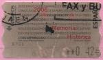 Stamps : Europe : Spain :  2006 de la memoria historica