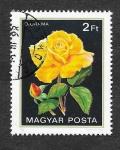 Sellos de Europa - Hungría -  2737 - Rosa